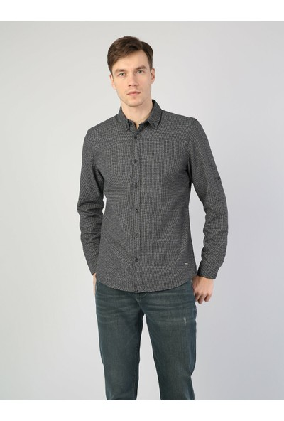 Colin'S Erkek Gömlek Uzun Kol