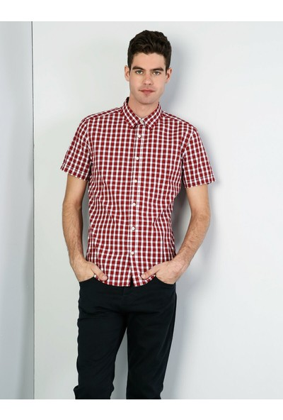 Colin'S Erkek Gömlek Kısa Kol