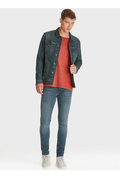 Mavi Erkek Frank Mavi Black Jean Ceket