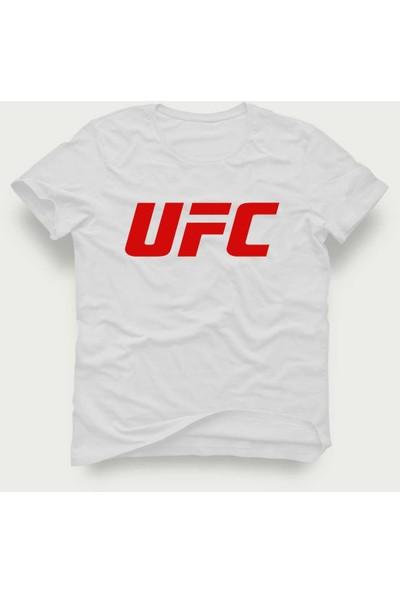 Tshirtadam Uboks Beyaz Kısa Kollu T-Shirt