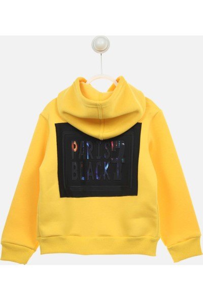 Modakids Sarı Kışlık Kız Çocuk Ceket