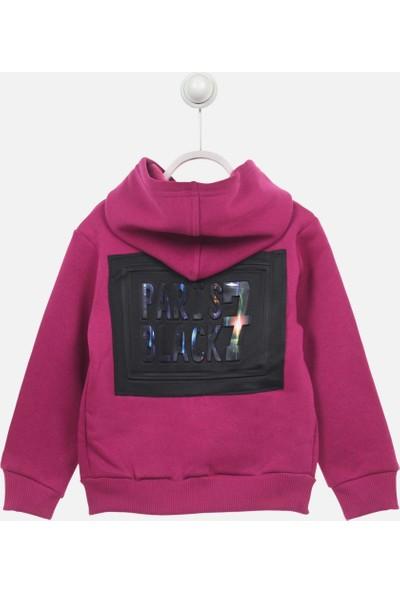 Modakids Mor Kışlık Kız Çocuk Ceket