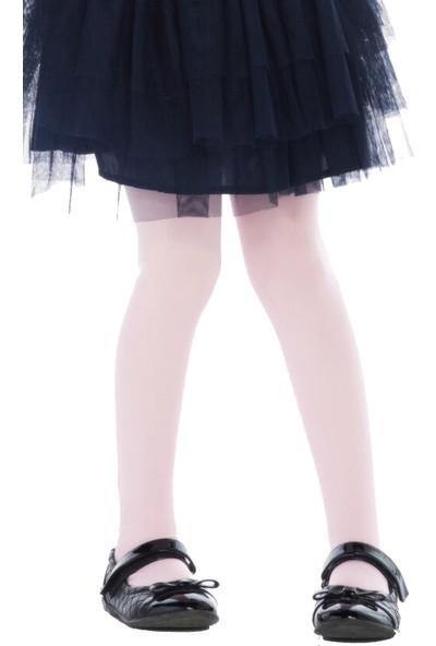 Penti Kız Çocuk Düz Micro 40 Mus Külotlu Çorap