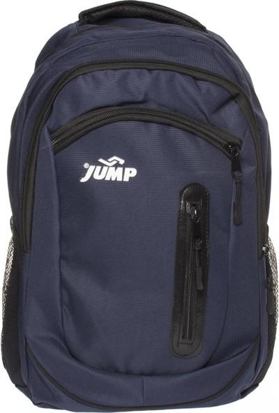 Jump 1056 9K Okul Lacivert Unisex Çanta