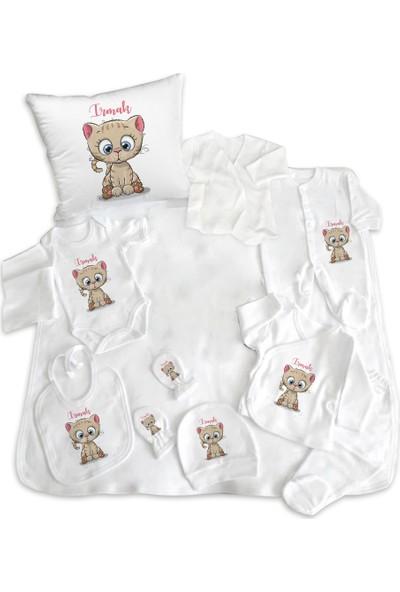 İncili Baby Kedicikli Hastane Çıkışı 10'lu Set
