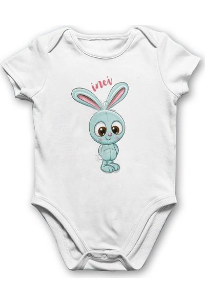 İncili Baby Tavşancık Bebek Body