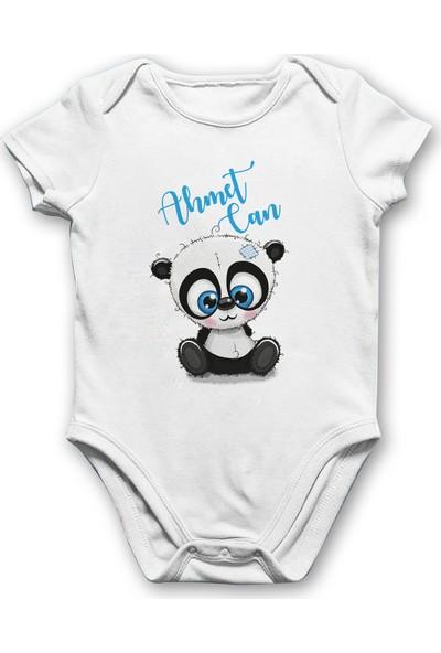 İncili Baby Pandacık Bebek Body