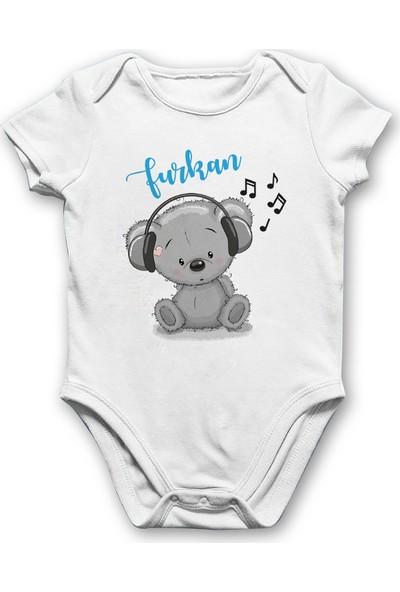 İncili Baby Eğlenceli Ayıcıklı Body