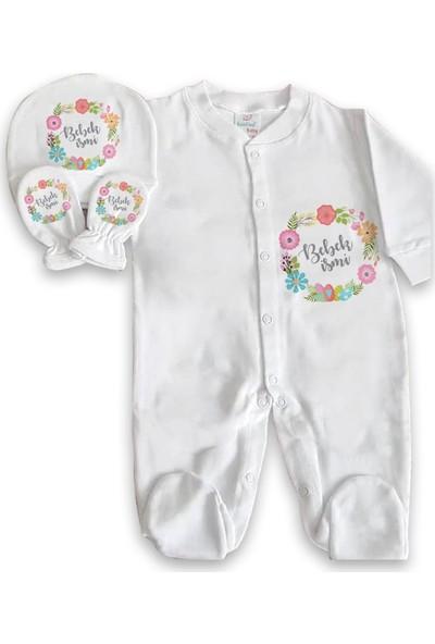 İncili Baby Zeynep Bebek Tulum Set
