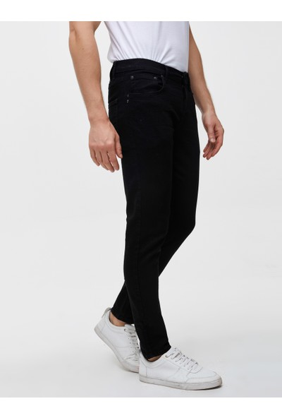 LTB Smarty Black Wash Erkek Jeans