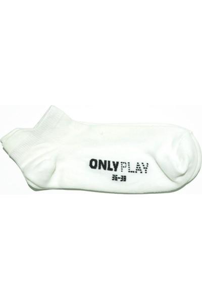Only Çorap Onptraining 15112894-Whtt