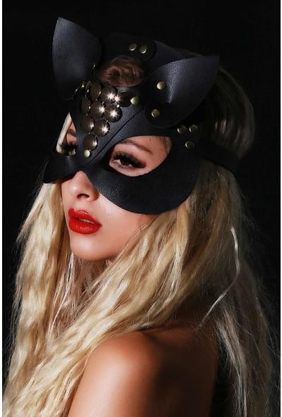 Mite Love Fantazi Deri Maske Larissa