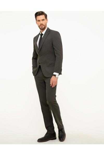 Pierre Cardin Kahverengi Takım Elbise 50213478-VR029