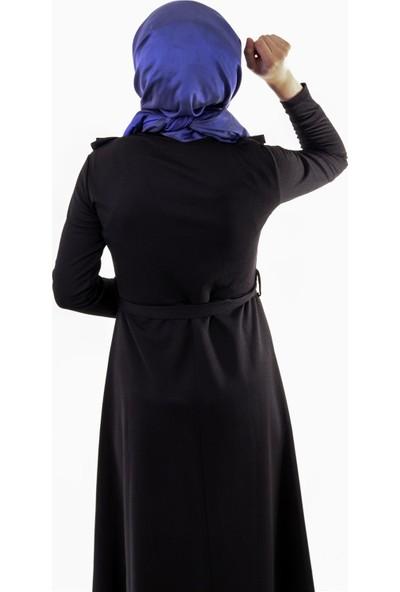 Modadım Kadın Fırfırlı Elbise