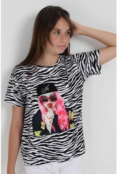 Marions Kız Çocuk T-Shirt