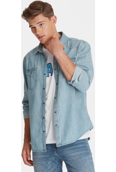 Rio Vintage Jean Gömlek 0295727829