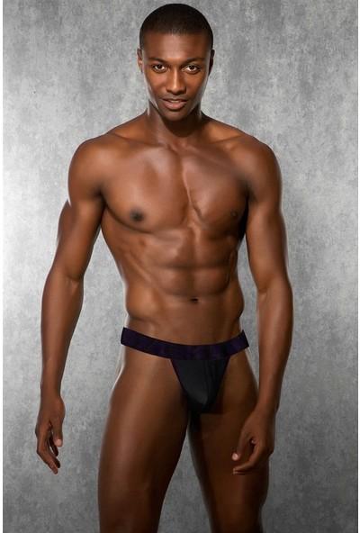 Doreanse Siyah Erkek String 1379