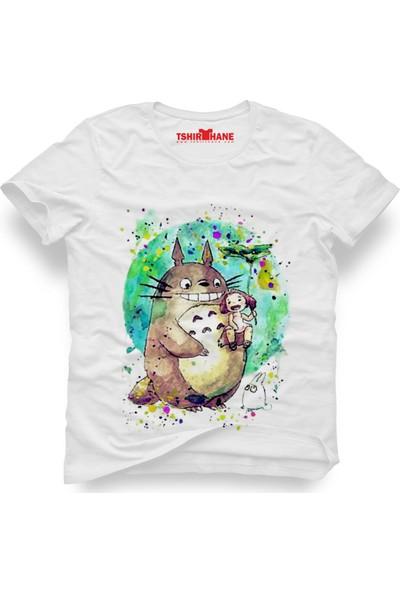 Tshirthane Totoro Erkek T-Shirt