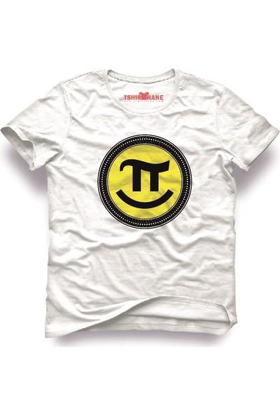 Tshirthane Dünya pi günü Pi sayısı 3,14 Erkek T-Shirt