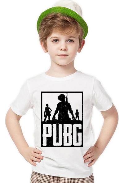 Tshirthane Pubg Erkek Çocuk T-Shirt
