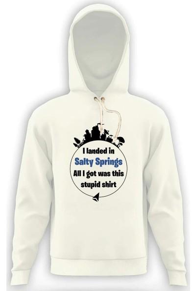 Tshirthane Fortnite Erkek Sweatshirt