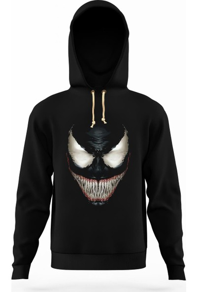 Tshirthane Venom 2 Zehirli Öfke Erkek Sweatshirt