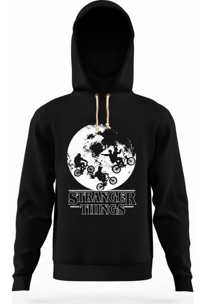 Tshirthane Stranger Things 11 Eleven Erkek Sweatshirt
