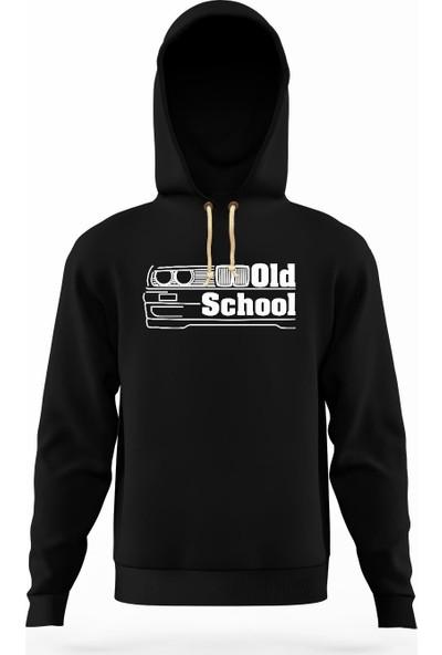 Tshirthane BMW bmw old school Erkek Sweatshirt