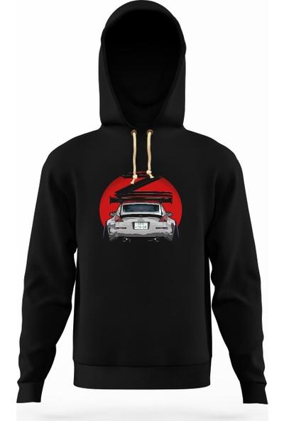 Tshirthane Porsche Erkek Sweatshirt