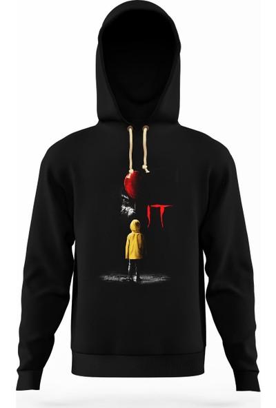 Tshirthane Pennywise Erkek Sweatshirt