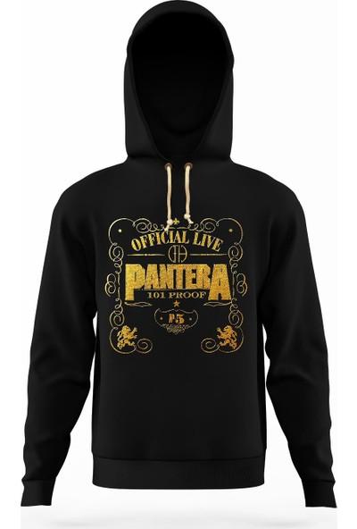 Tshirthane Pantera - 101 proof Erkek Sweatshirt