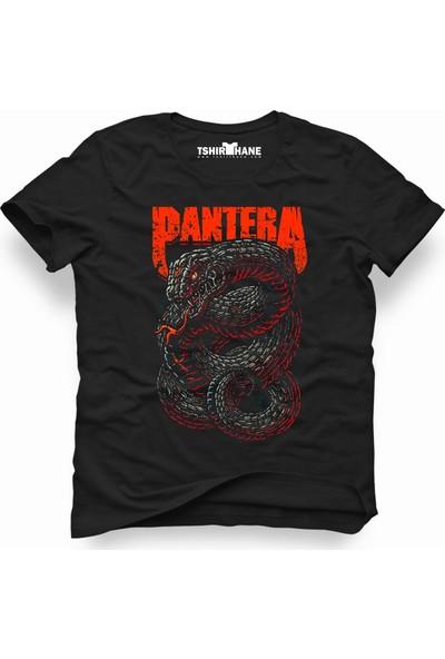 Tshirthane Pantera - snake Erkek T-Shirt