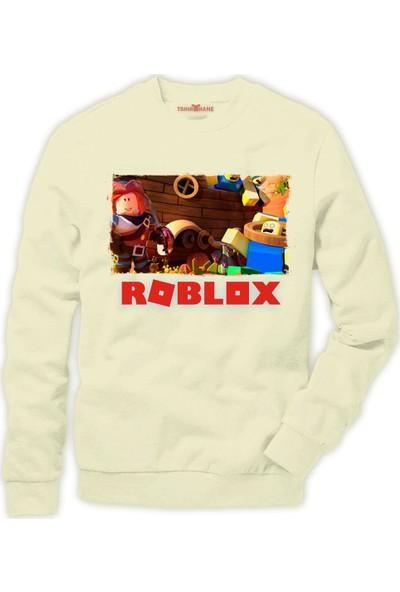 Tshirthane Roblox R Erkek Sweatshirt