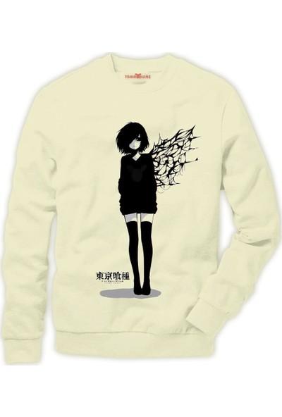 Tshirthane Tokyo Ghoul Touks Kirihima Erkek Sweatshirt
