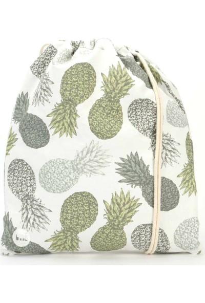 Mi-Pac Kit Bag Pineapple Natural