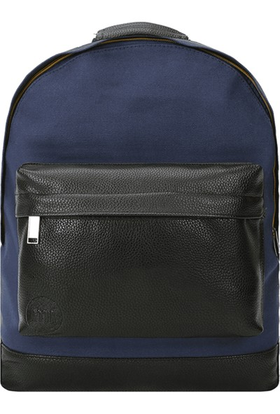 Mi-Pac Sırt Çantası Canvas Tumbled Navy/black 7403