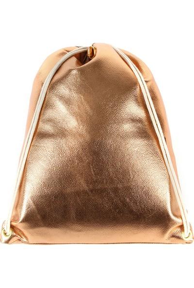 Mi-Pac Kit Bag Metallic Rose Gold