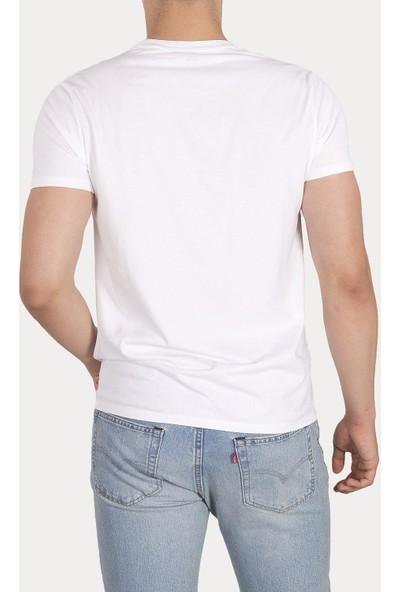 Levi's Erkek Housemark Graphic Tee T-Shirt 22489