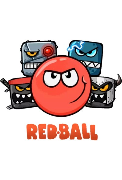 Fz Red Ball 4 Erkek Beyaz T-Shirt