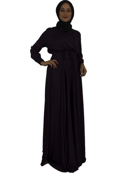 Arda New Line Kadın Mor Elbise 3304214-10.03