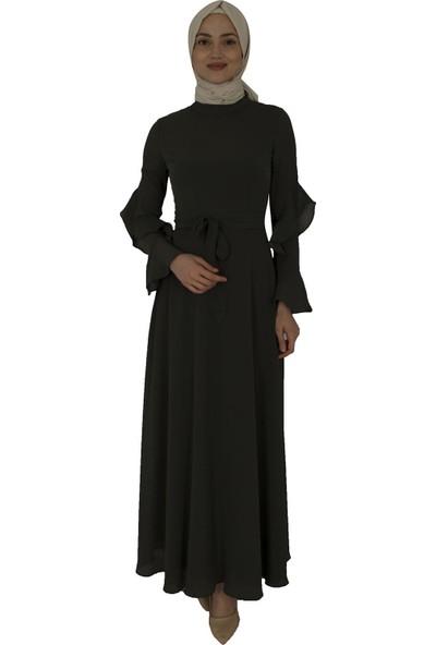 Arda New Line Kadın Haki Elbise 7709165-10.23