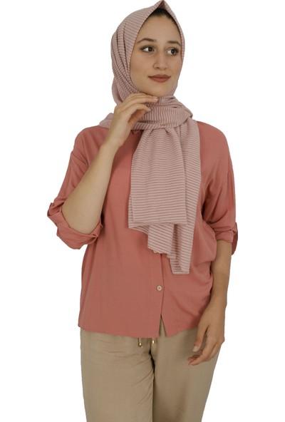 Arda New Line Kadın Pembe Şal 8201016-10.10