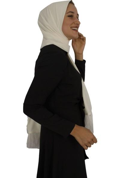 Arda New Line Kadın Ekru Şal 8201056-10.147