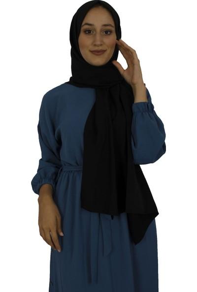 Arda New Line Kadın Siyah Şal 8201057-10.01