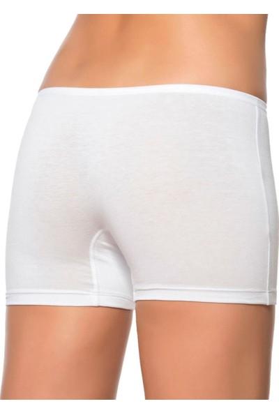Özkan Underwear 0412 Kadın Süprem Boxer