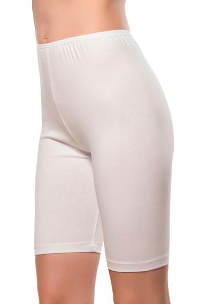 Özkan Underwear 0413 Kadın Diz Üstü Tayt