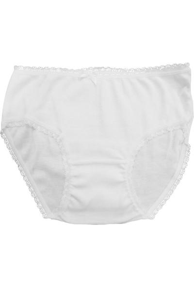 Özkan Underwear 1681 6'lı Paket Kız Çocuk Külot