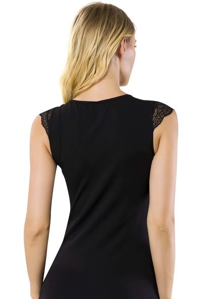 Özkan Underwear 24205 Kadın Atlet