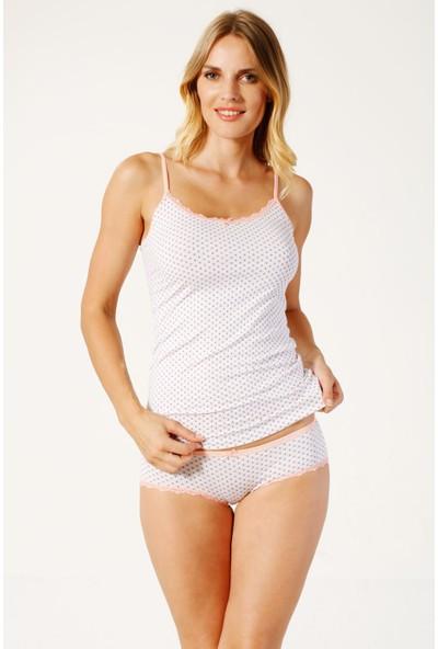 Özkan Underwear 24720 Kadın İç Giyim Takım