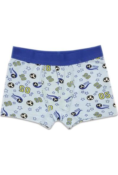 Özkan Underwear 31419 Erkek Çocuk Boxer